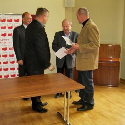 II Turniej Brydża o Puchar PRP SLD w Łomży